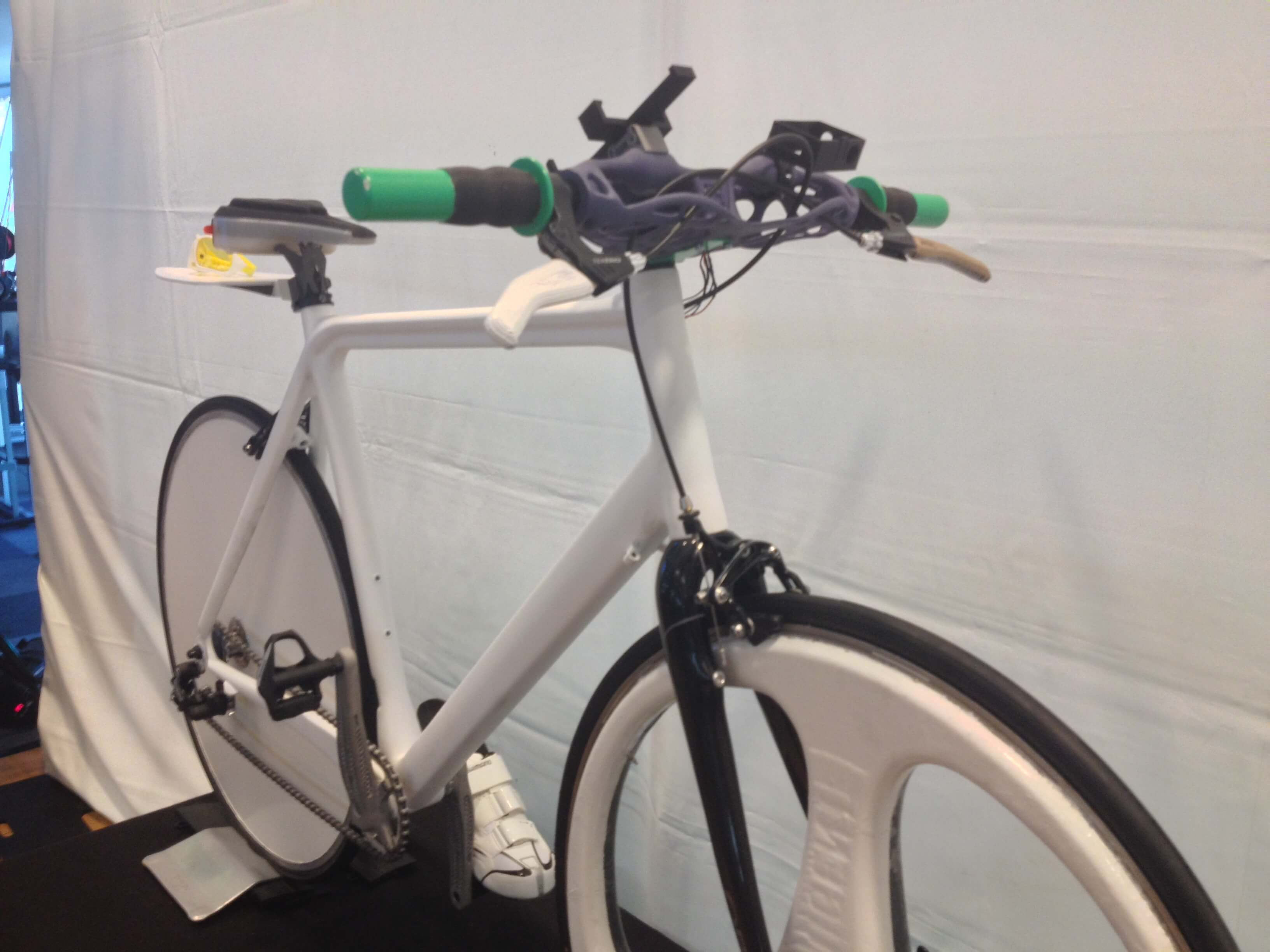 Flam王D заново изобрели велосипед – они его напечатали!