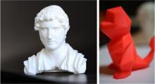 Flux 3D: дешевый модульный 3D-сканер, принтер и лазерный гравер