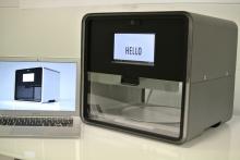 Foodini — персональный 3D-принтер для еды