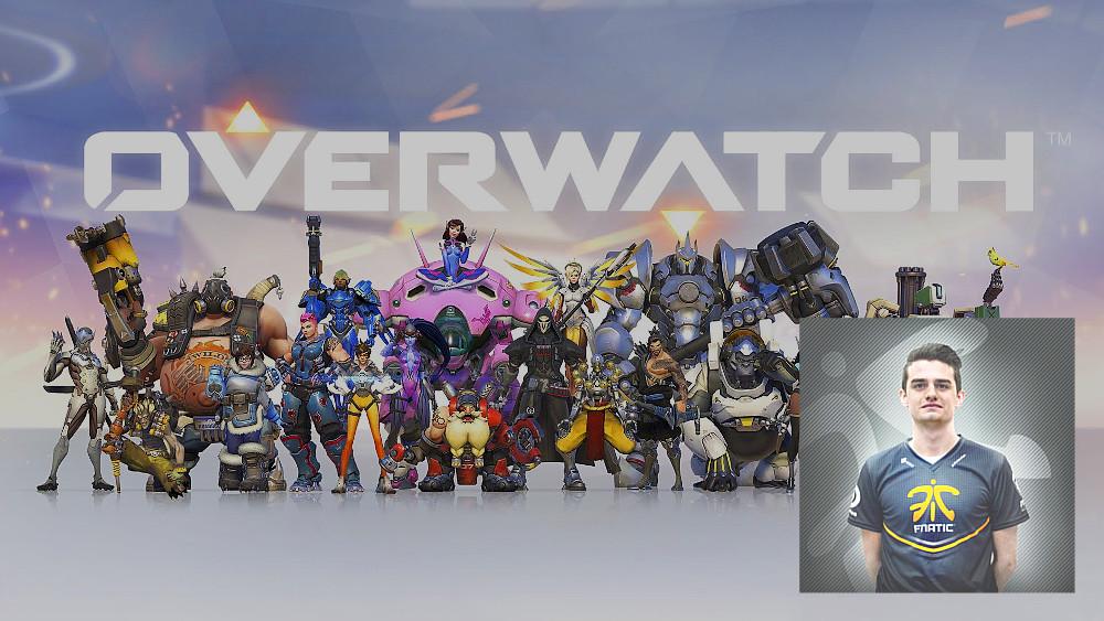 Former FaZe Clan member created a European Overwatch team