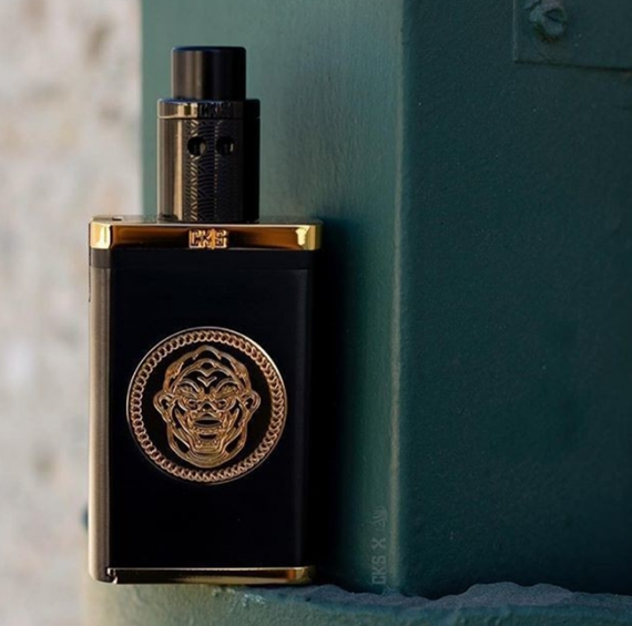 Fujin Box Mod by CK|S will serve faithfully and loyally