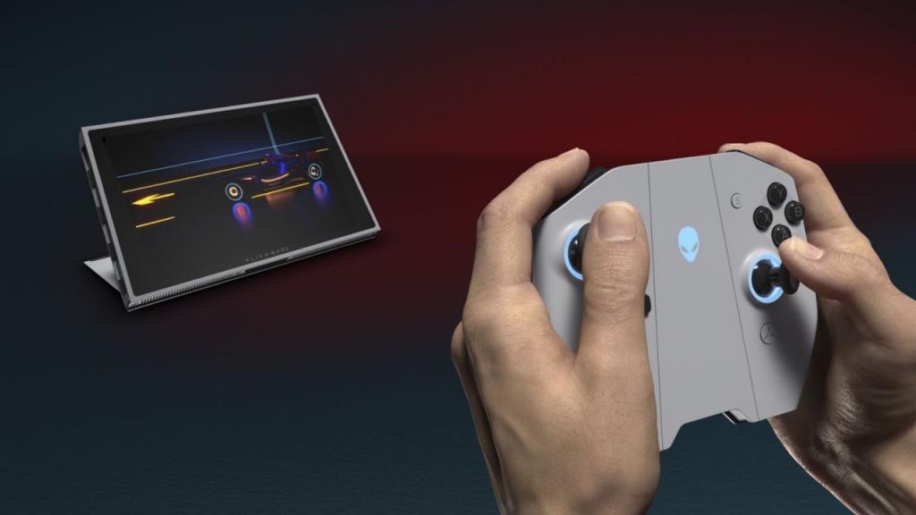 Alienware презентувала прототип мініатюрного ігрового PC