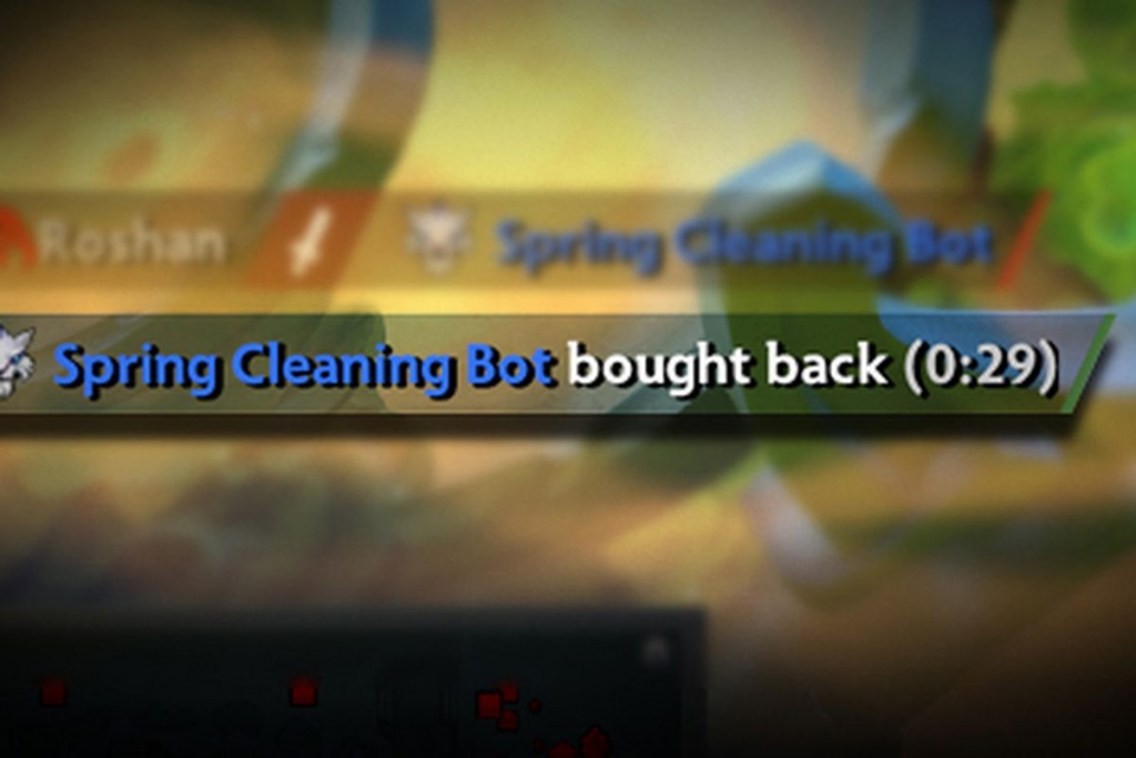 "Wegame:  Valve ""Spring Cleaning"": New patch in DotA - 2"