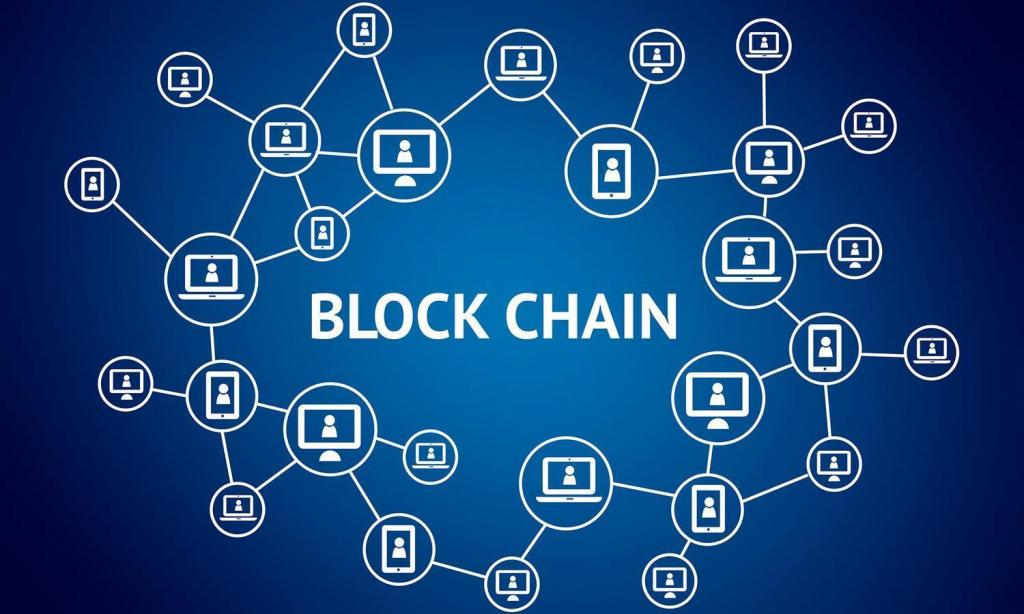Proč blockchain ohrožuje světové giganty