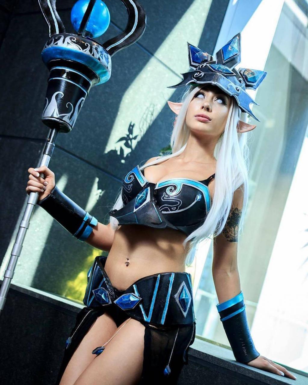 Топ-15 дівчат-косплеєрш League of Legends - 11