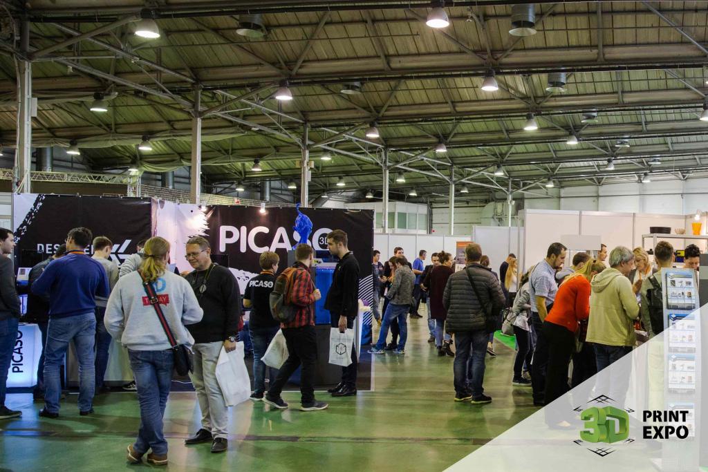 Итоги выставки 3D Print Expo 2018 - 3