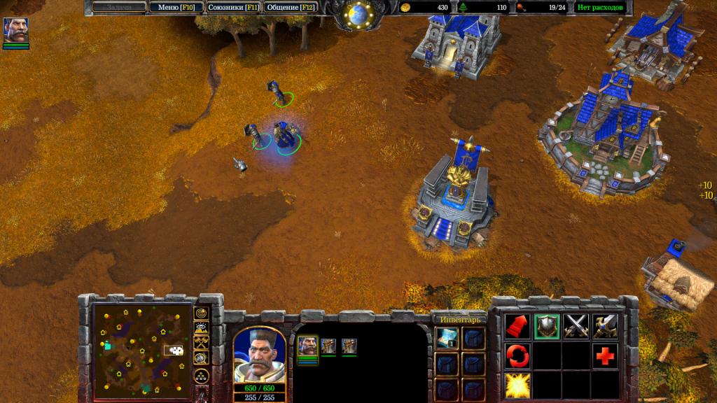 Мультиплеєр Warcraft III: Reforged