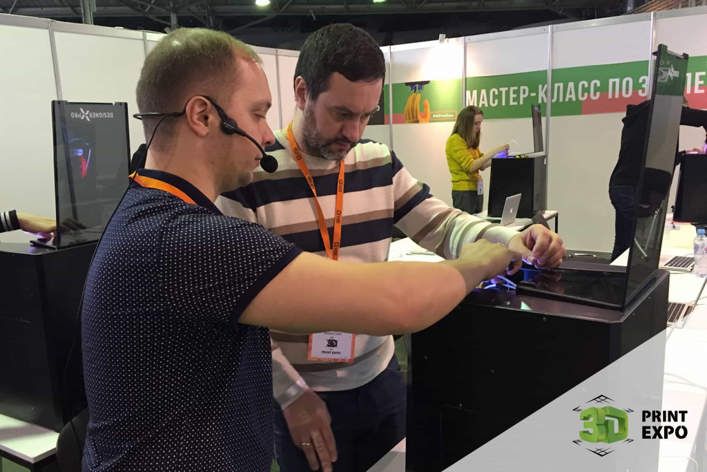 Итоги выставки 3D Print Expo 2018 - 4