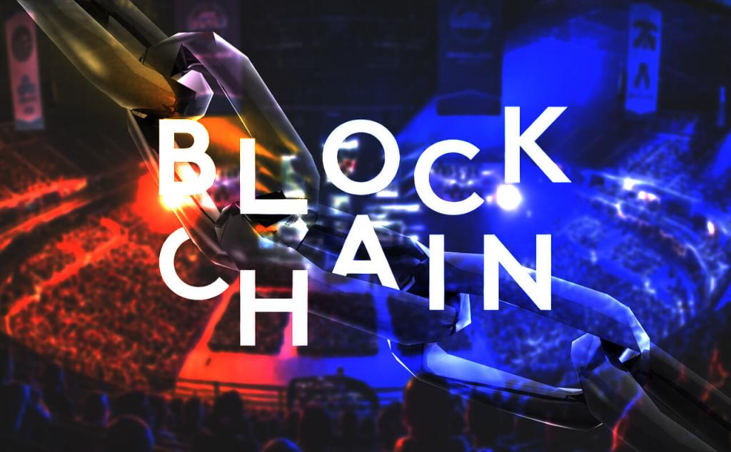 Блокчейн в киберспорте