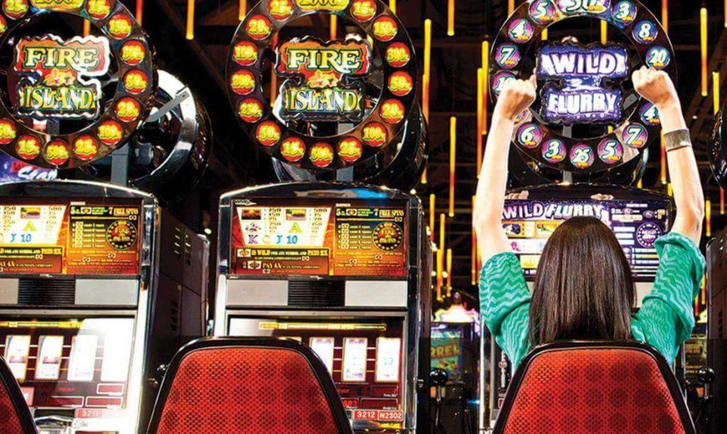 По какому принципу выпадают комбинации в игровых автоматах