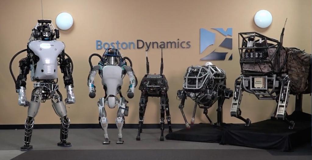 Компания Boston Dynamics сменила владельца