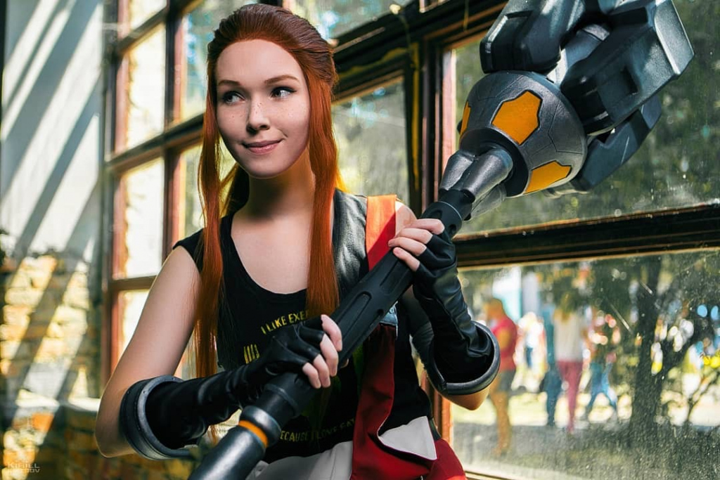 Cosplayer Ivy Hale