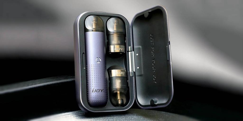 Комплектация и особенности Mipo Pod System Kit