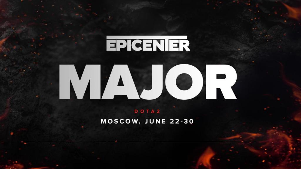 Пятый мейджор сезона Dota Pro Circuit 2018-2019: турнир EPICENTER Major 2019 - 1
