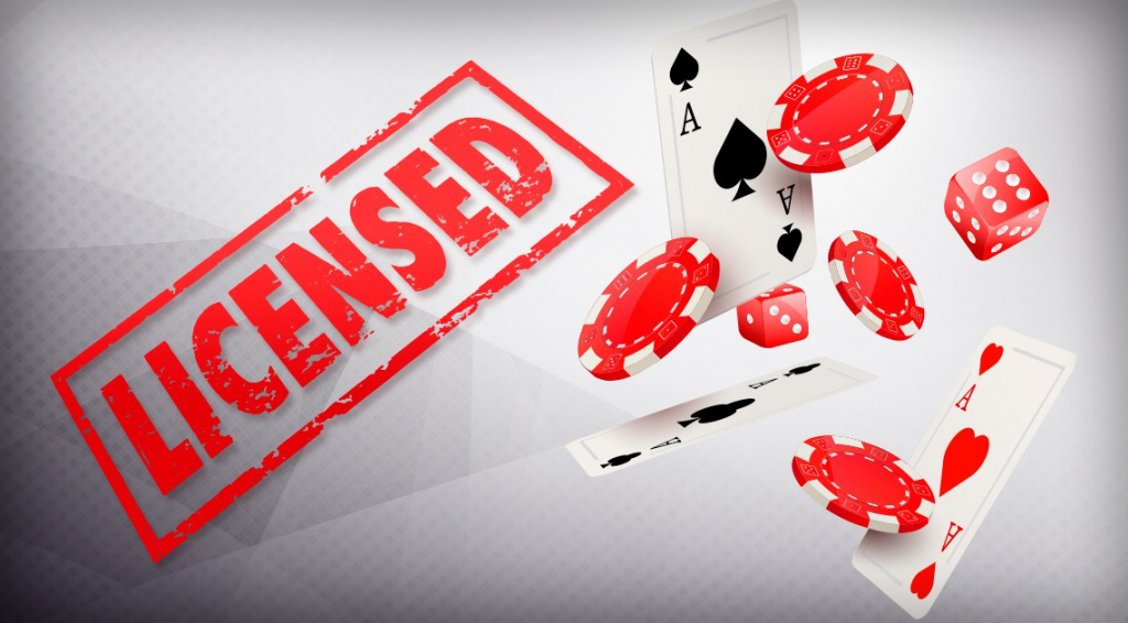online casinos license