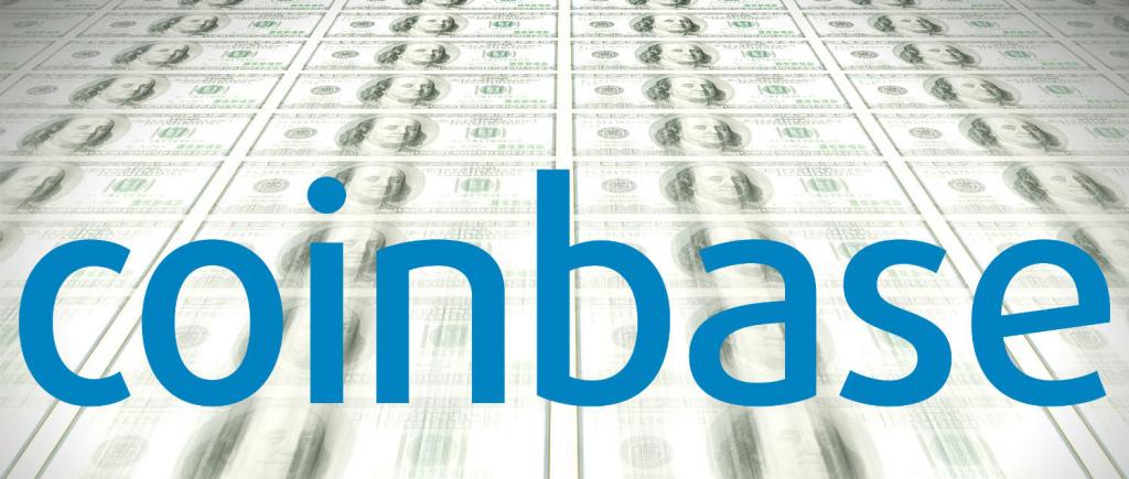Coinbase совершила крупнейший перевод криптовалют в истории