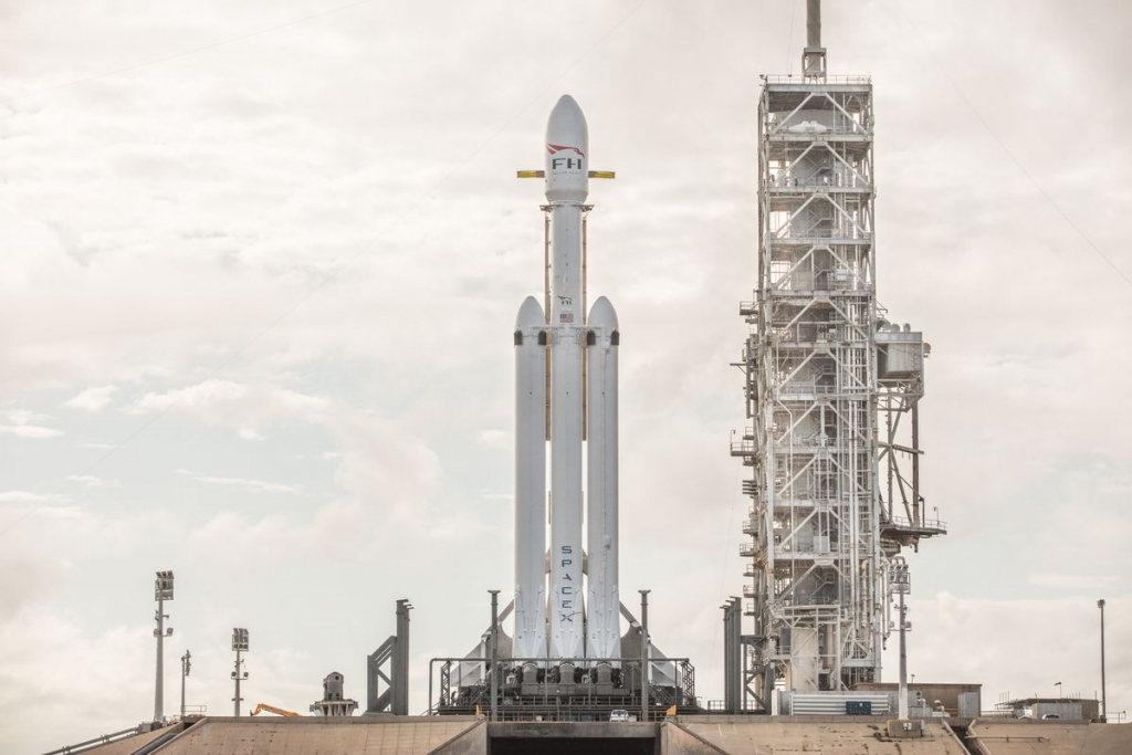 inSpace Forum: Why Falcon Heavy launch was historically important for space industry? 2