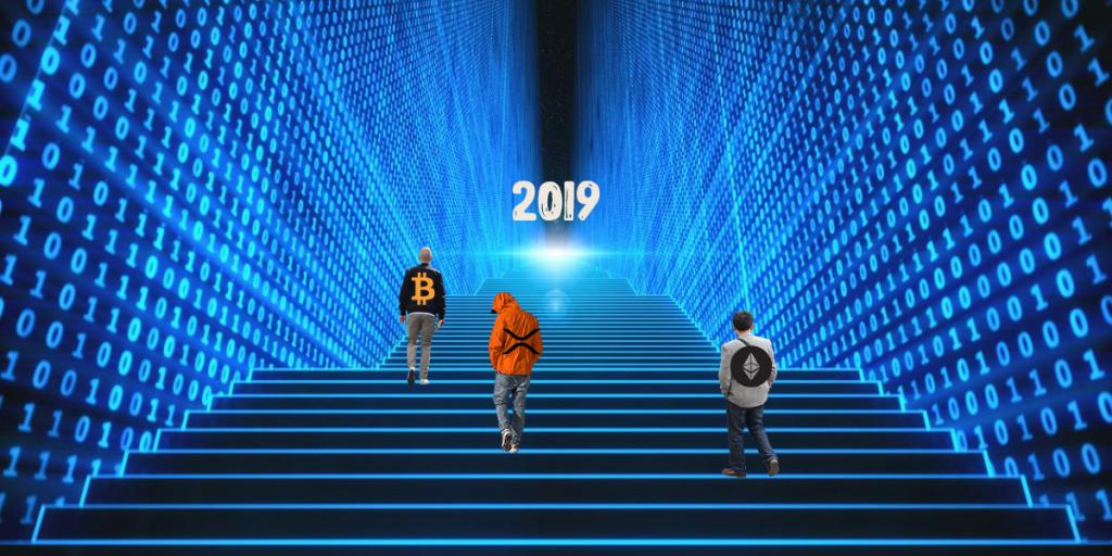 kryptocurrency trh v roce 2019