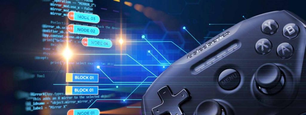 блокчейна для гейм-индустрии