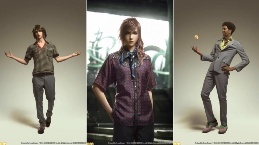 Prada Final Fantasy