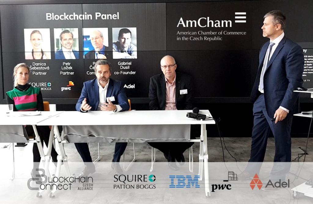 Blockchain Connect Czech Alliance