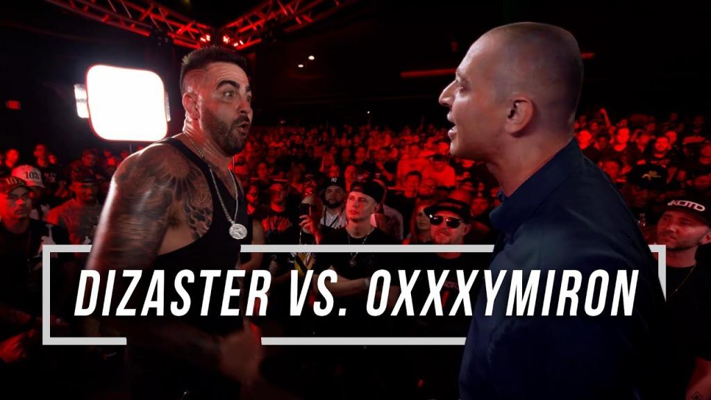 RGW Moscow Kak razreshilis pari na rep-batl Oxxxymiron vs Dizaster? - 11