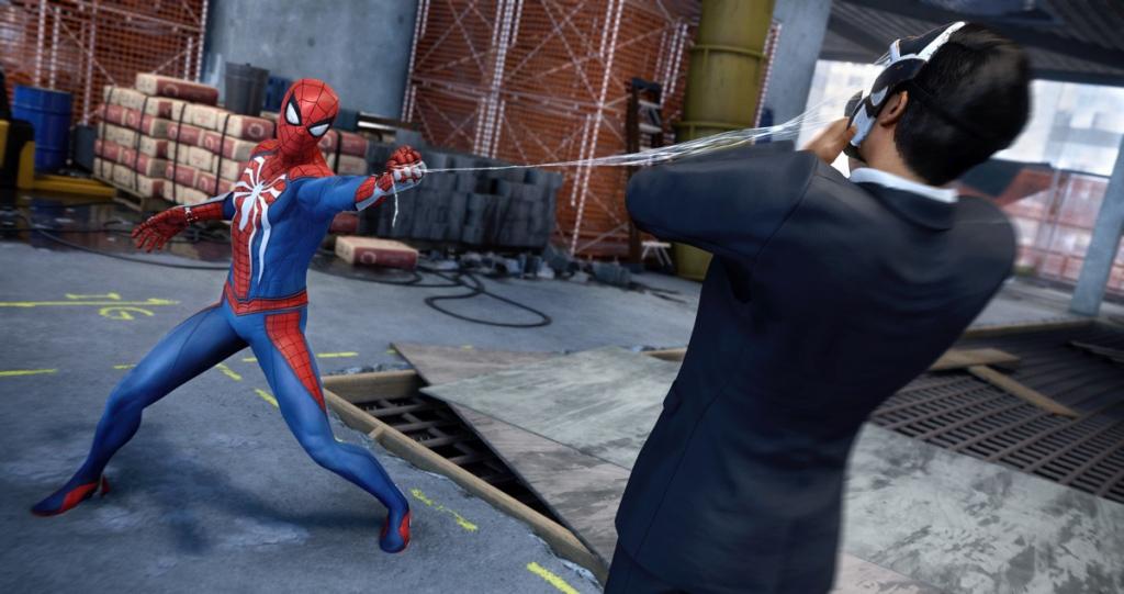 WEGAME: Spider-Man