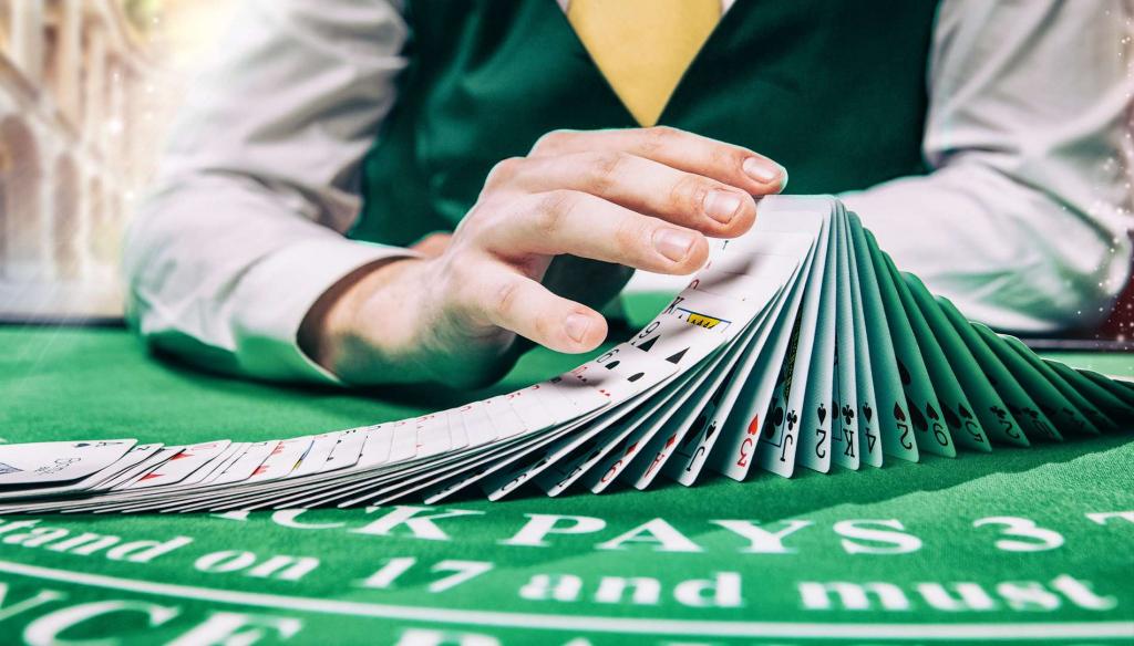 Jackpots in Live Casinos