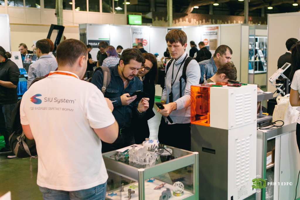 3D Print Expo 2019 2