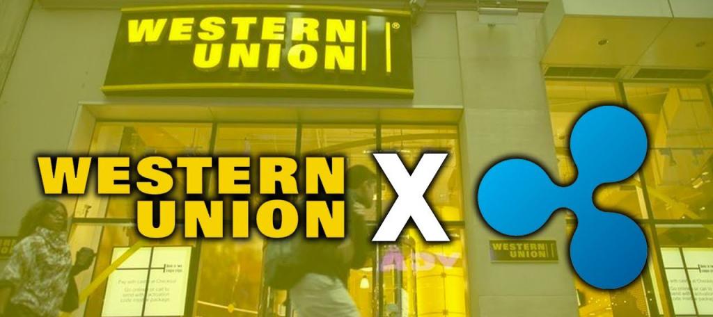 Western Union тестирует платежи на базе Ripple