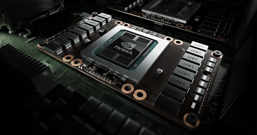 характеристики Nvidia Ampere