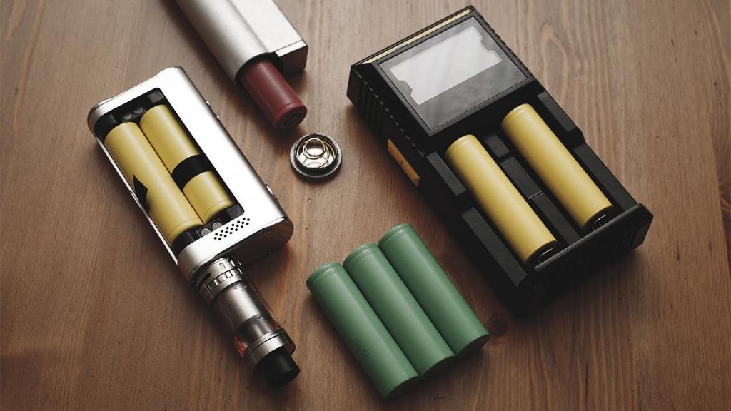 аккумулятор для вейпа