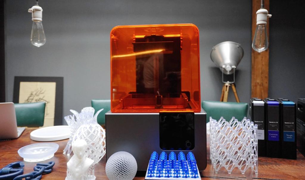 ТОП-3 3D-принтеров весны 2017 года. Formlabs Form 2