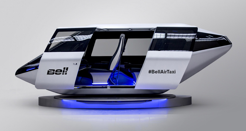 Self-driving cars at CES 2019: debuts of this year  - 4