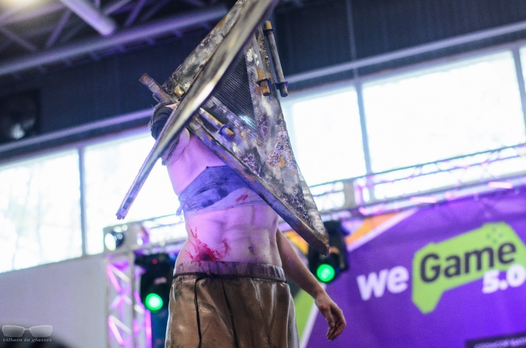 WEGAME: Halloween Selection: Top 5 Dreadful Cosplays from WEGAME 5.0 - 1