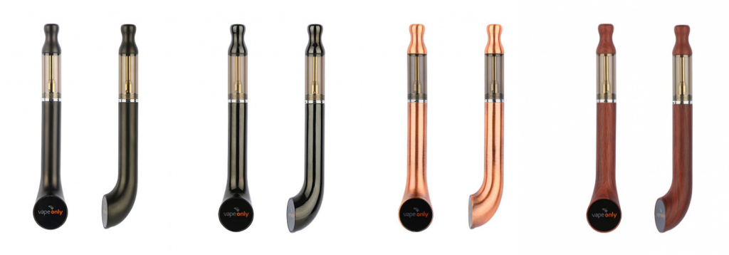 Appearance and colors VapeOnly vPipe