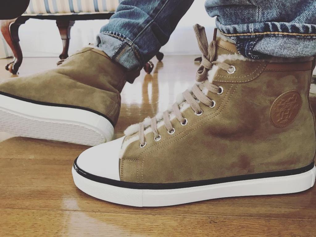 Sneaker.show. Hermes Jimmy