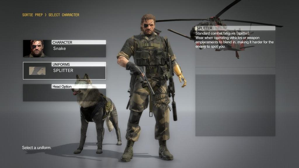 WEGAME. Metal Gear Solid 5: новое дополнение позволит играть за Револьвера Оцелота