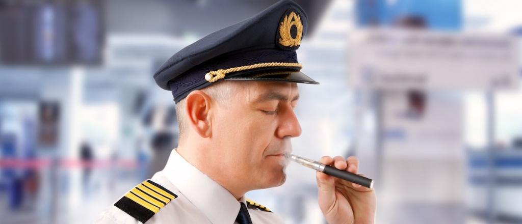Как провозить жидкости для парения в самолете