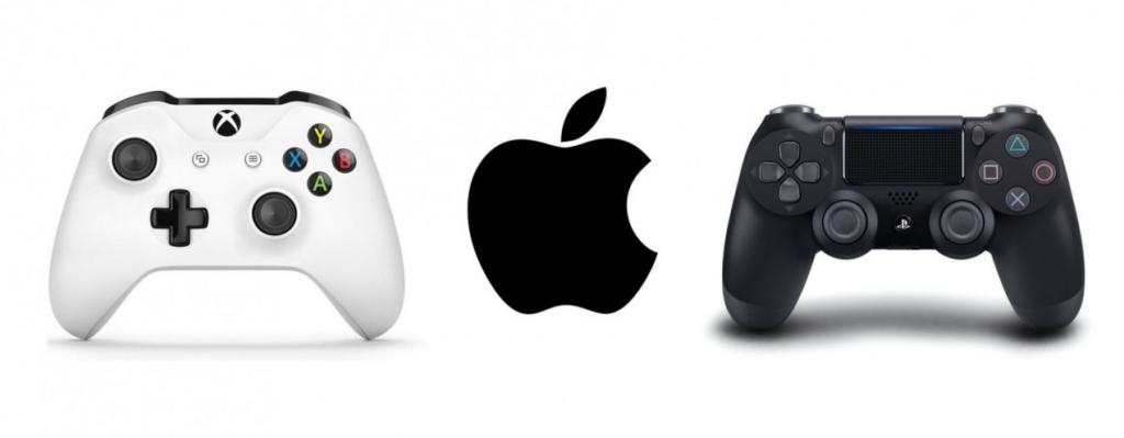 DualShock 4 допомагає грати на пристроях Apple