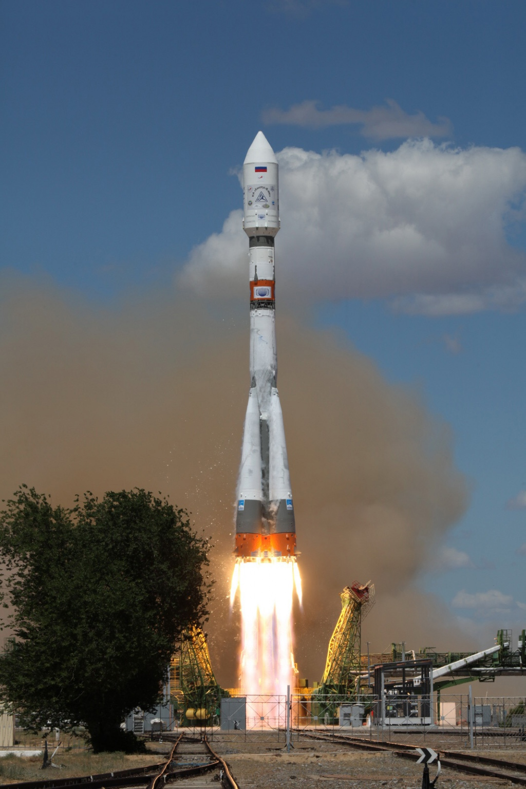 InSpace Forum: Record-breaking 72 satellites orbited by Soyuz-2.1а
