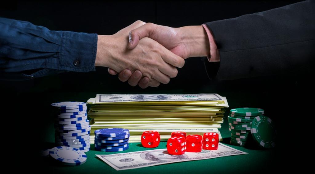 Earnings of online casino affiliates