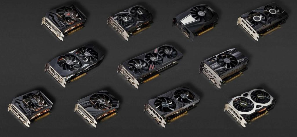 Стала відома ціна відеокарти GeForce GTX 1660 Super