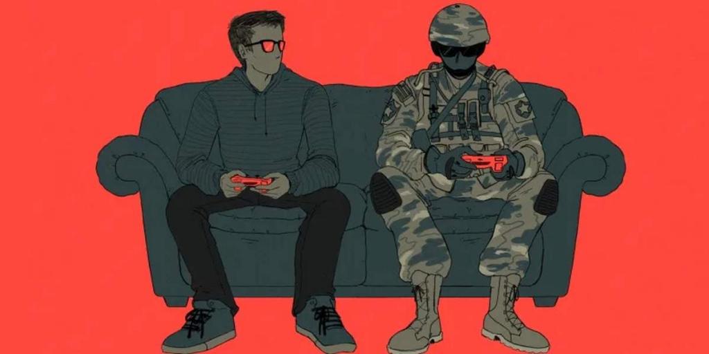 сны геймеров-военных