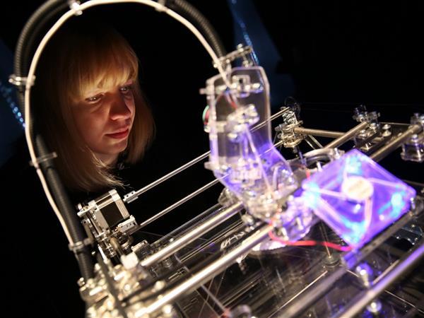 Футуролог Рэй Курцвейл прогнозирует использование 3D-печати в повседневной жизни в 2020-х