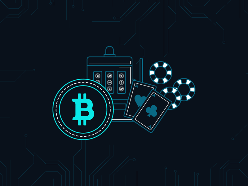 Gambling business goes to blockchain