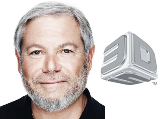 Генеральный директор и президент 3D Systems Ави Рейчентал уходит в отставку