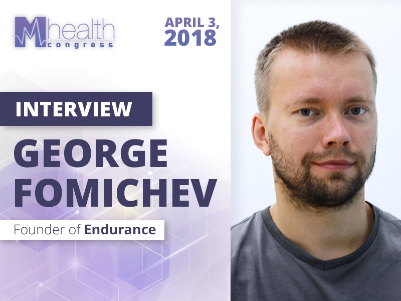 George Fomichev to tell about prospects of using chatbots for disease treatment and prophylaxis at M-Health Congress