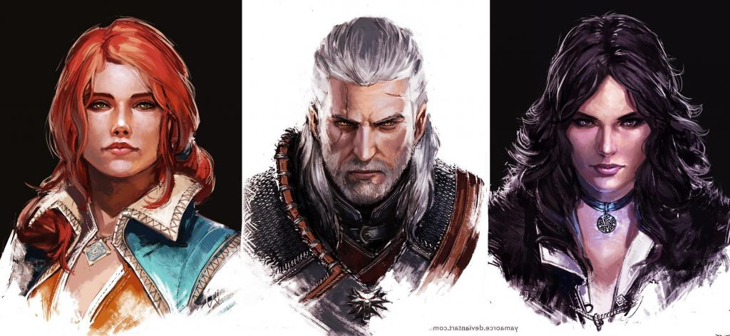 Geralt, Triss, Ciri, Yennefer, and others. Selection of the best cosplays of the Witcher