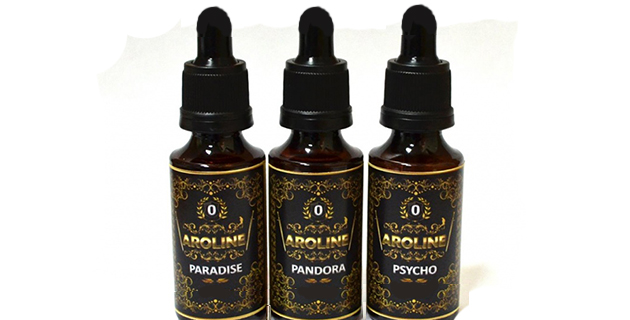 Жидкости для парения Aroline – приятная находка для каждого вейпера